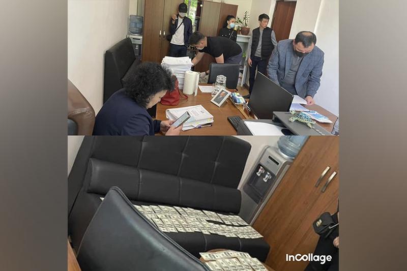 Информацию о миллионах изъятых у судьи опровергли в суде Алматы