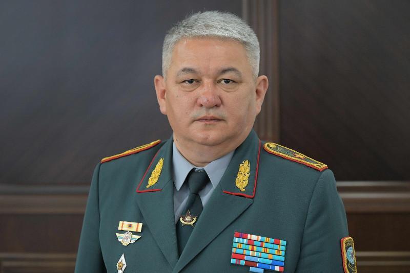 Назначен руководитель департамента по чрезвычайным ситуациям Павлодарской области