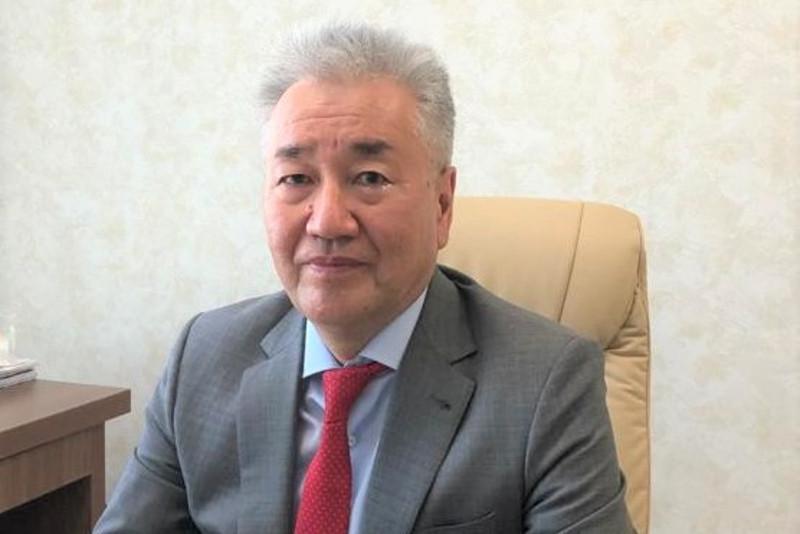 В республиканском Совете ветеранов газовой отрасли РК новый руководитель
