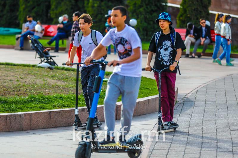 Центральный парк закроют 1 мая в Алматы