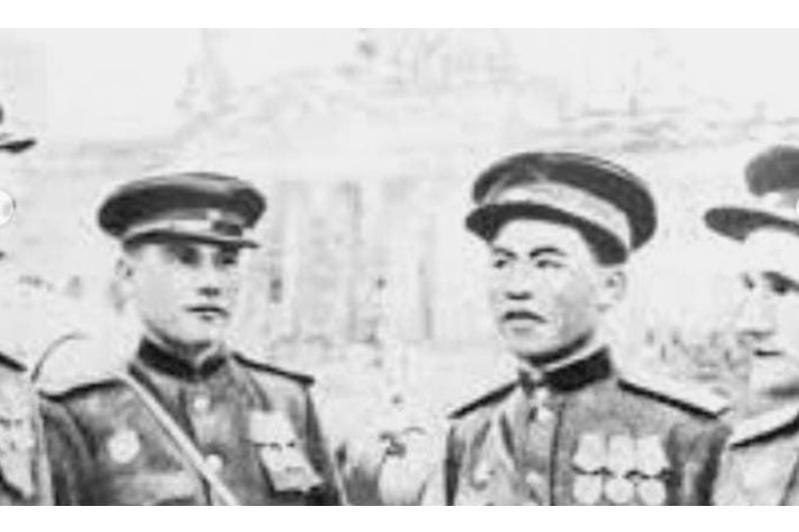 俄罗斯内务部发表霍什卡尔巴耶夫英勇事迹文章