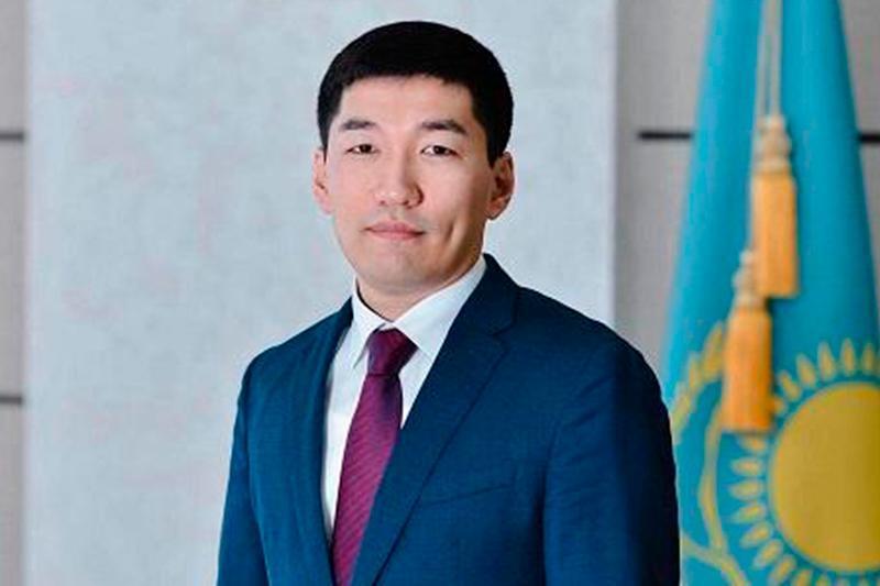 Руслан Хамбаров назначен первым заместителем акима Актюбинской области