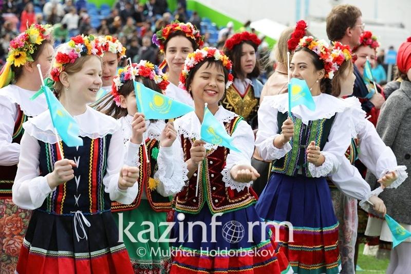Казахстан отмечает праздник единства и согласия народа
