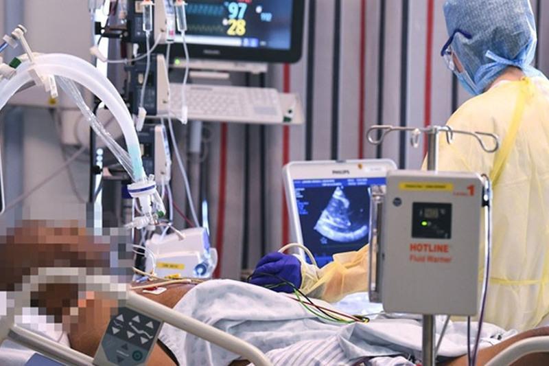 Пациенты «третьей волны» пандемии бельгийских больниц становятся моложе по возрасту
