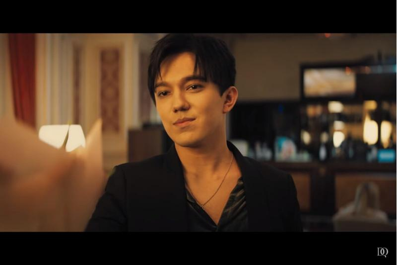Dimash presents his new video 'Be With Me'