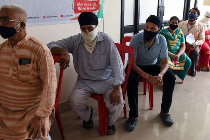 В Индии более 400 тысяч человек заболели Covid-19 за сутки