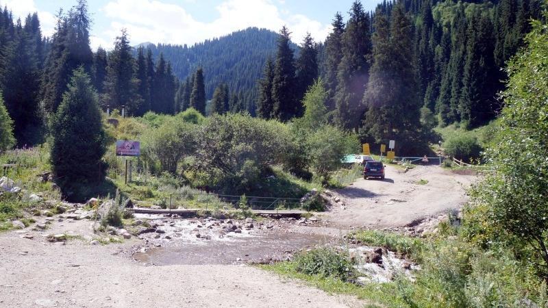 Алматинцам напомнили о запрете разведения костров в горно-лесной местности