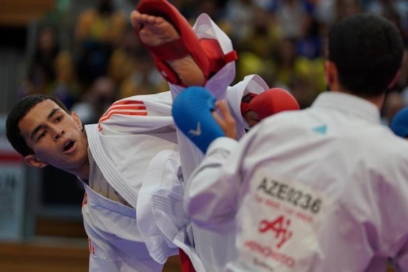 Kazakh karatekas haul 3 medals in Portugal