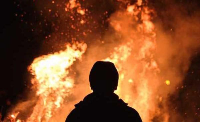 Мужчину спасли из горящего дома в Темиртау