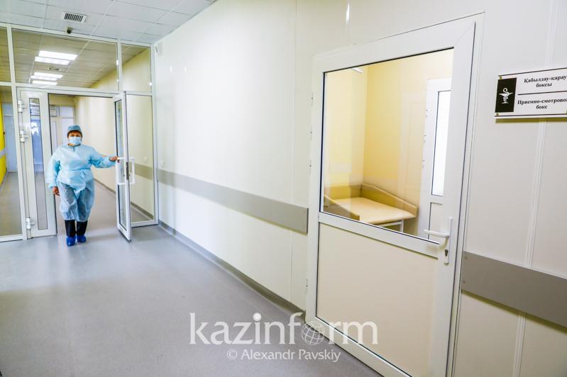 1366 человек выздоровели от коронавируса в Казахстане за сутки