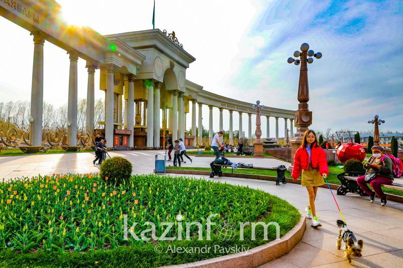 No precipitation in store for Kazakhstan on May 4