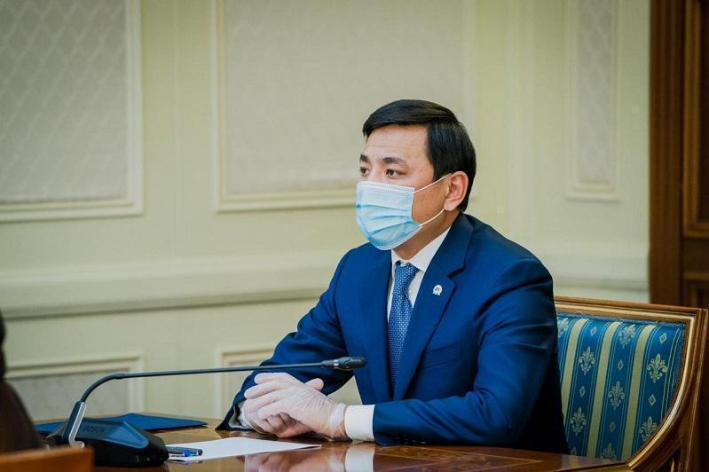 Коронавирус: об эпидситуации в столице рассказал Алтай Кульгинов