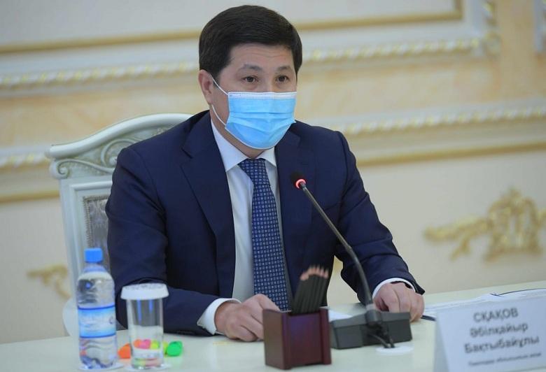 Абылкаир Скаков рассказал об эпидситуации в Павлодарской области