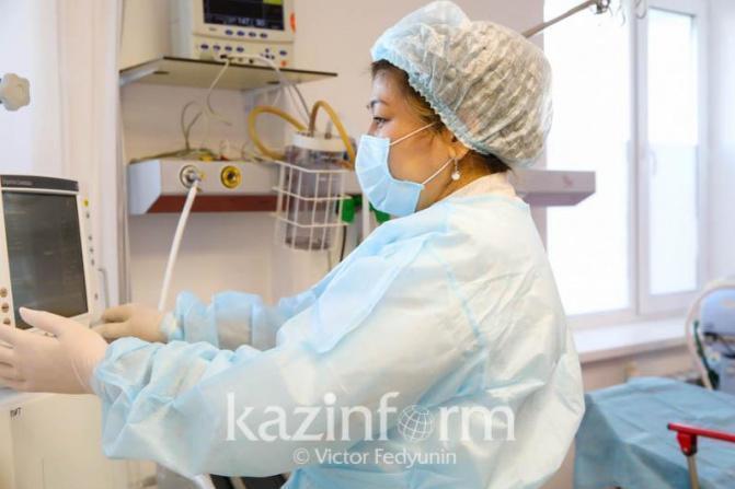 О количестве заболевших и вакцинированных от КВИ рассказали в Алматинской области