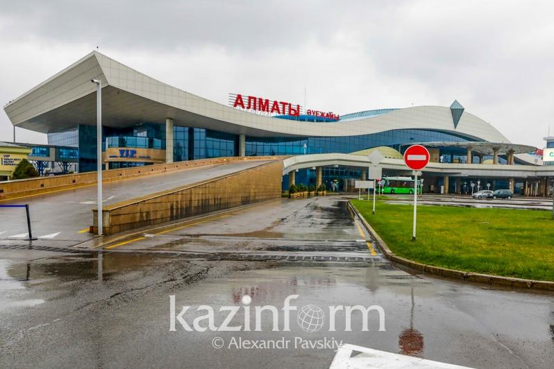 Алматы әуежайында санитарлық-эпидемиологиялық бақылау күшейтілді