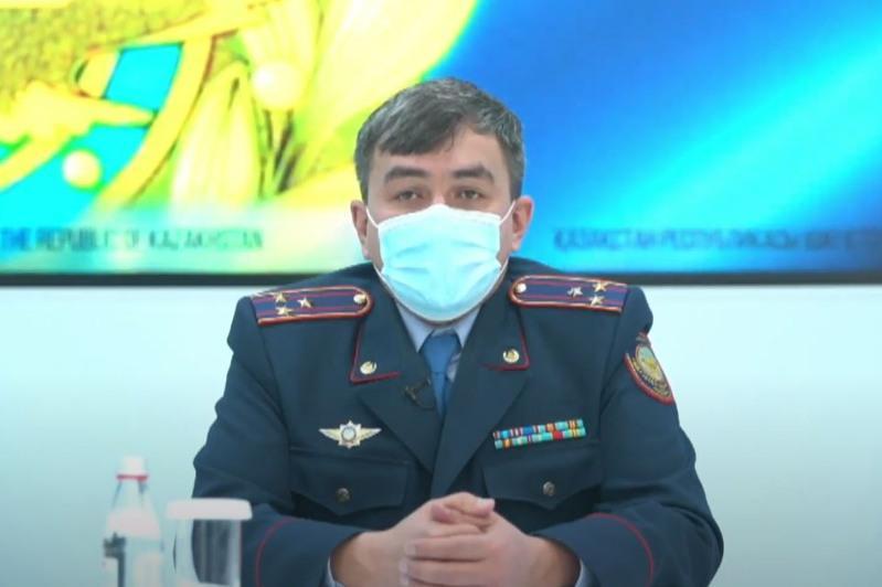Около 50% столичных жителей не знают своих участковых инспекторов – МВД РК