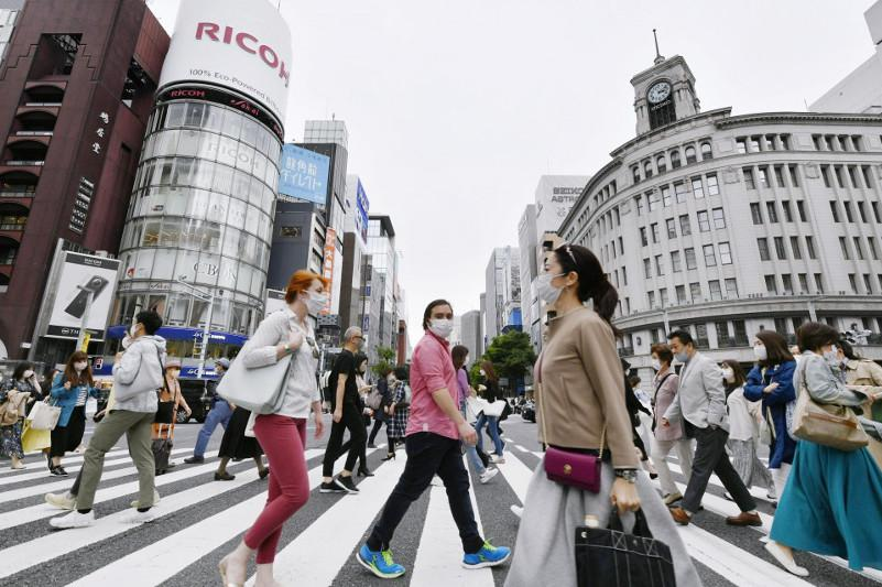 Tokyo logs 609 daily coronavirus cases amid worry about variants