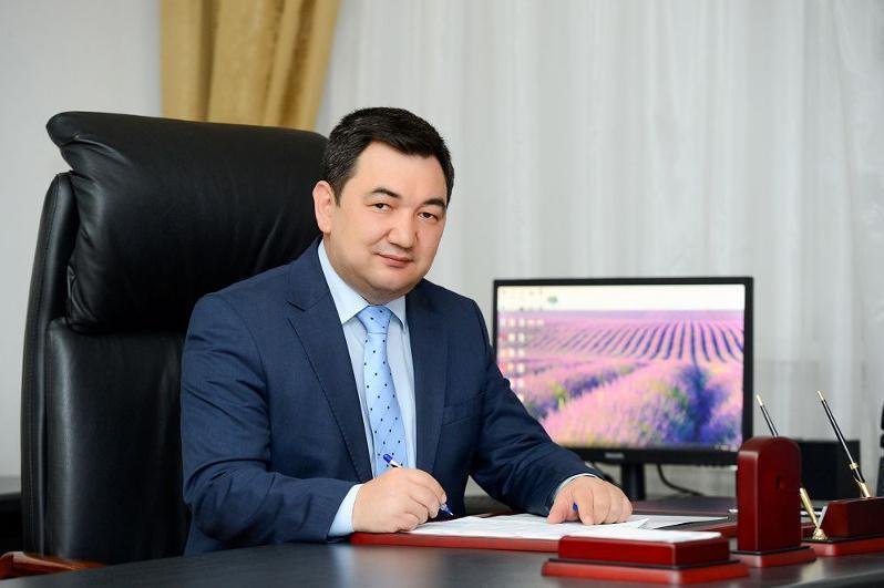 达尔汗·克德尔艾里就任《主权哈萨克斯坦》董事会主席