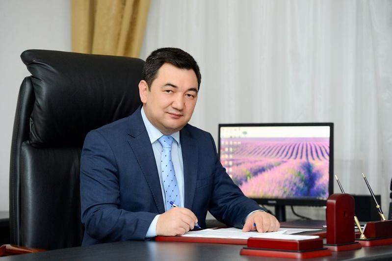 Дархан Кыдырали назначенпредседателем АО «Егемен Қазақстан»