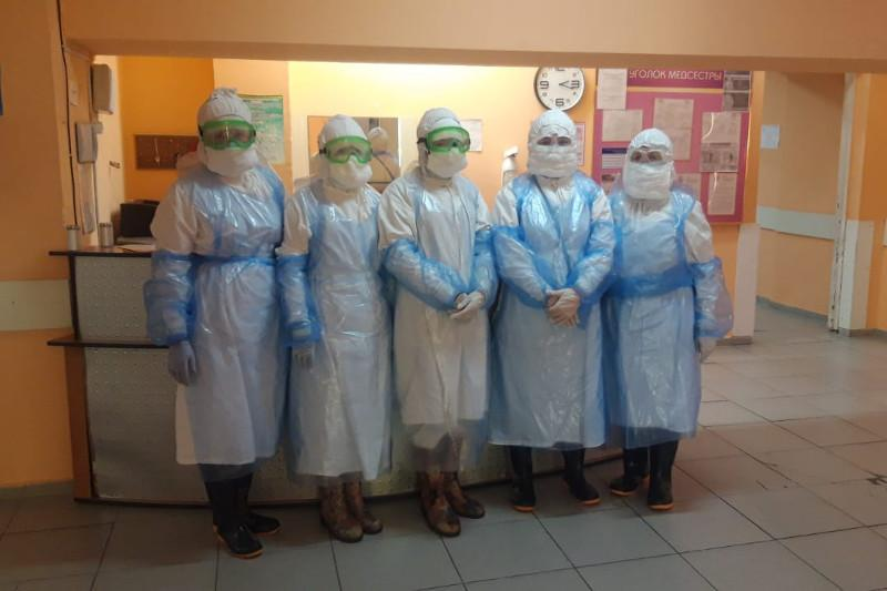 Как работают медики в «красной зоне» инфекционных отделений Алматы