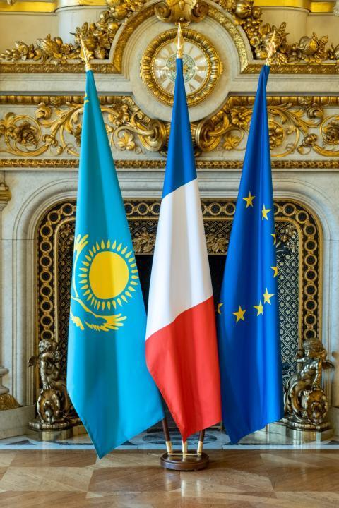 哈法政府间委员会会议在巴黎举行