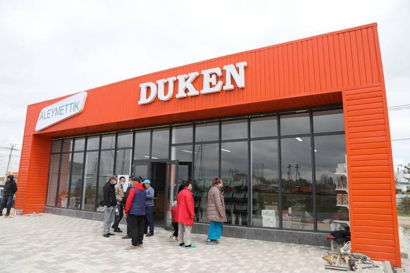 Новые социальные магазины открылись в Таразе