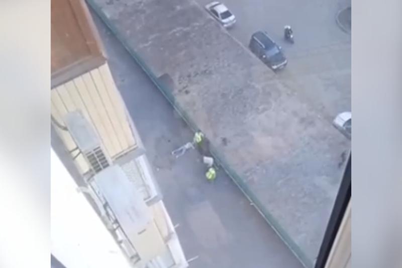 Женщина разбилась насмерть, выпрыгнув из окна 10 этажа в Алматы