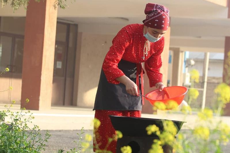30 разных блюд к 30-летию Независимости РК приготовили в Туркестанской области