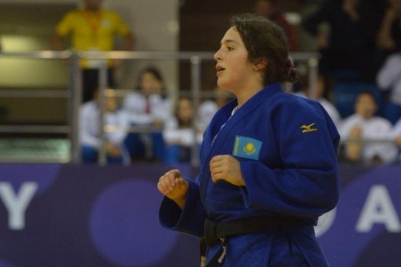 В Алматы пройдет Кубок Азии по дзюдо среди юниоров