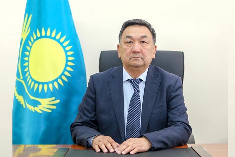 Серик Егизбаев назначен вице-министром информации и общественного развития РК
