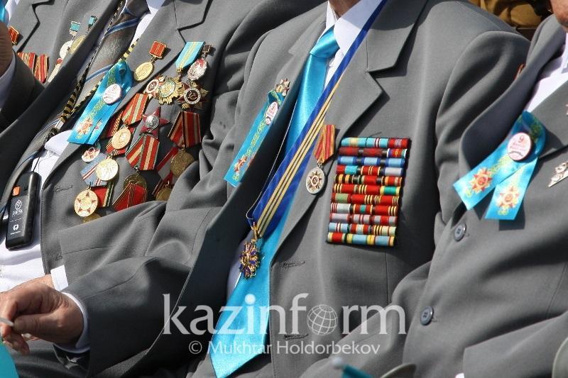Қызылорда облысында көзі тірі 11 қарт майдангер тұрады