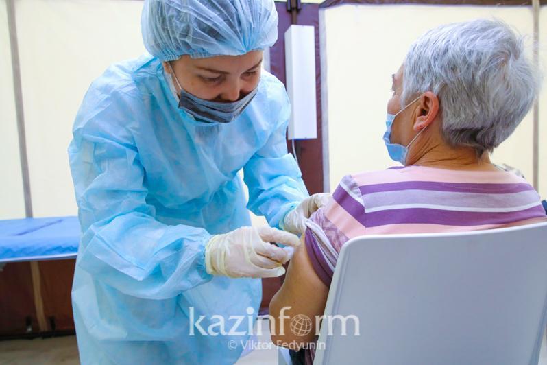 Более 31 тысячи жителей Атырауской области вакцинировались от Covid-19