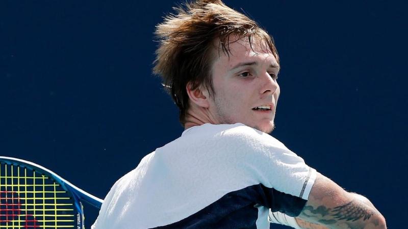 Бублик и Кукушкин потеряли по одной позиции в рейтинге ATP