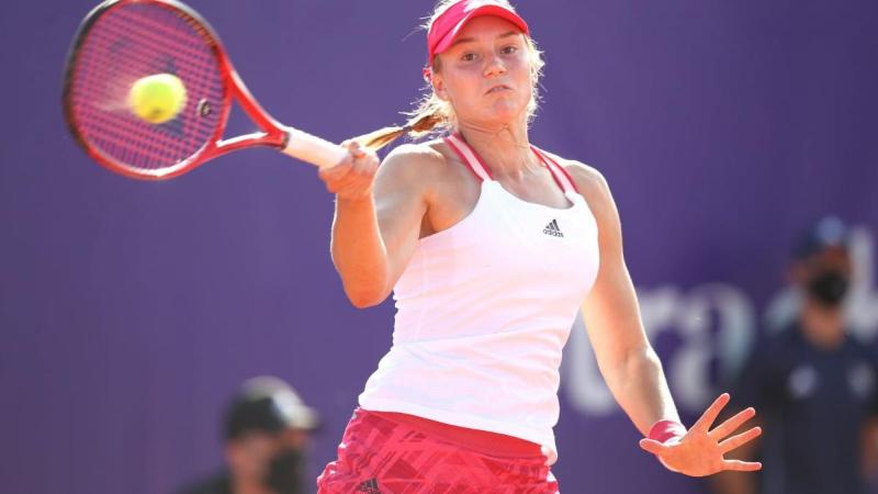 Рыбакина и Дияс поднялись в рейтинге WTA