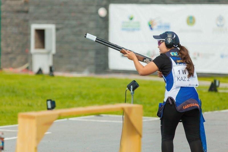 Казахстанцы выступят на Кубке мира по стендовой стрельбев Италии