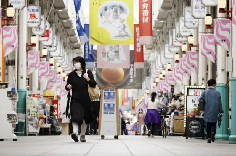 日本考虑延长东京等地紧急状态宣言