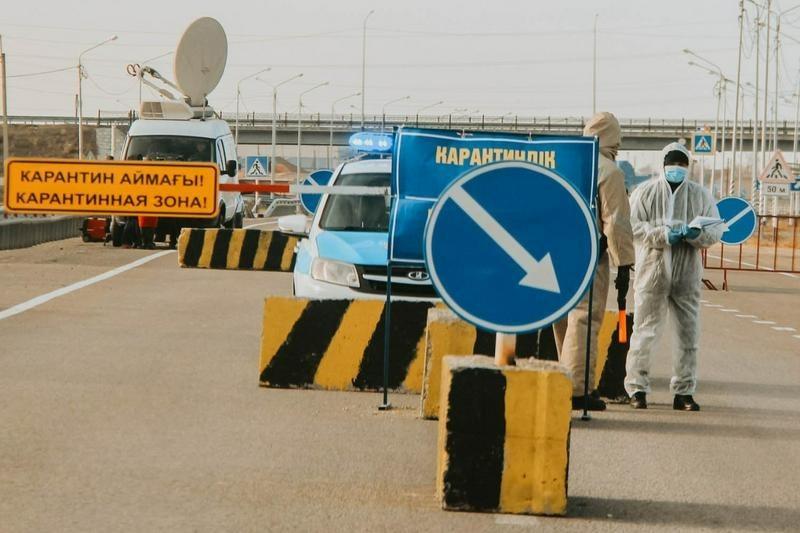 О «приобретенном иммунитете» рассказали чиновники Павлодарской области