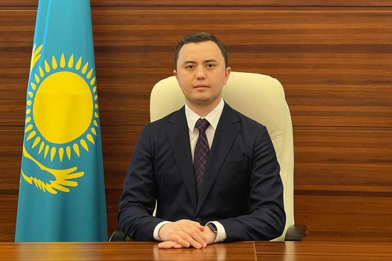 First Kazakh President's new Chief of Protocol named