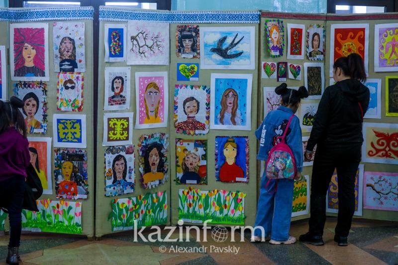 Послание 2020: в Казахстане введен институт поддержки творческого потенциала детей
