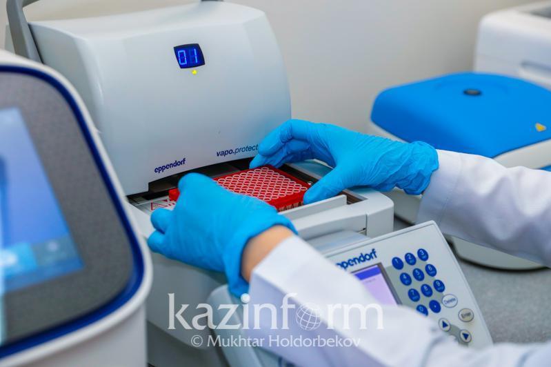 卫生部长:江布尔州疫苗厂年产能可达6000万剂