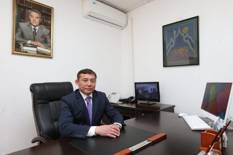 Алматы облысы әкімінің жаңа орынбасары тағайындалды