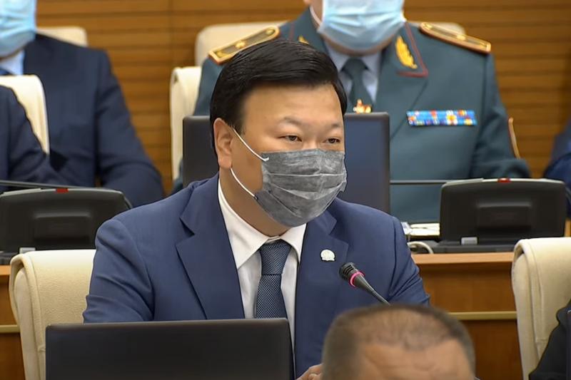 Во всех регионах Казахстана вакцина есть - Алексей Цой