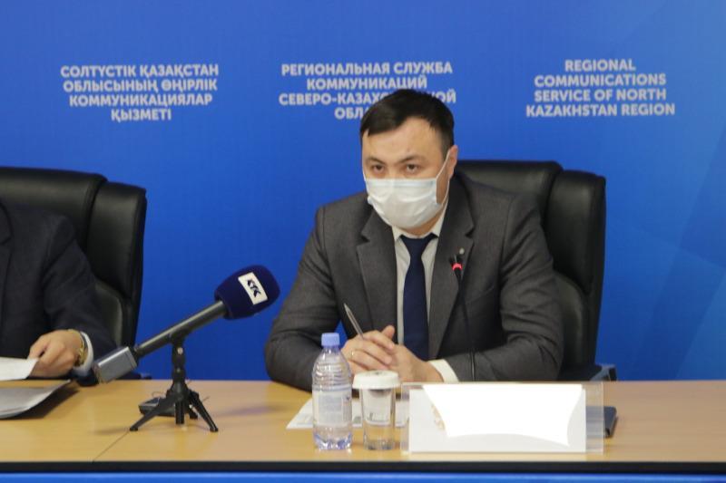 Передвижные прививочные пункты запускают в Петропавловске