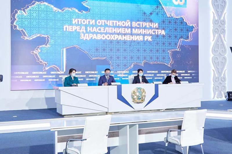Алексей Цой: Завод по производству вакцины в Жамбылской области - на финальном этапе