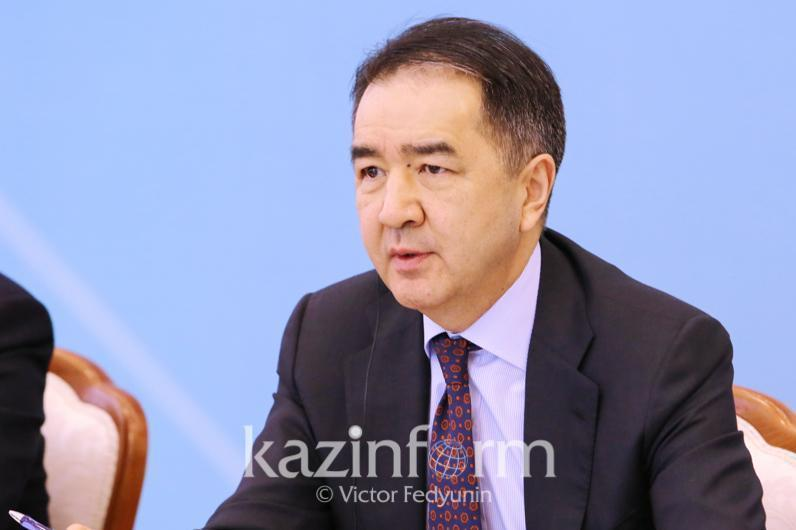 Бақытжан Сағынтаев қалалықтарды денсаулықтарын сақтауға шақырды