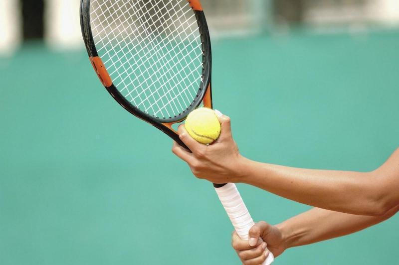 Учебно-тренировочный лагерь для юных теннисистов проходит в Шымкенте