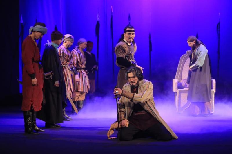В Костанае презентовали историческую драму к 30-летию Независимости Казахстана