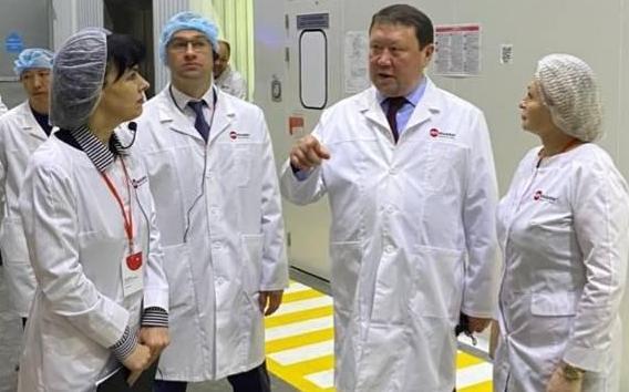 Фармацевтический завод построят в Петропавловске