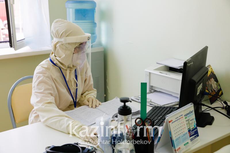 2443 заболевших коронавирусом выявлено в Казахстане за сутки