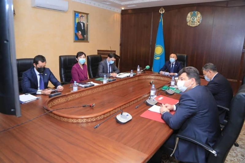 14,000 doses of Hayat-Vax vaccine delivered to Kostanay region